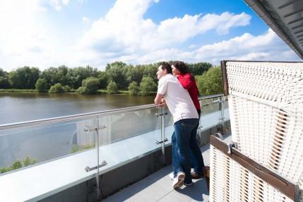 Seeblick Hotel Riverside Nordhorn